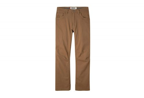 Mountain Khakis Camber 106 Pant (Classic Fit) - Men's - tobacco, 36