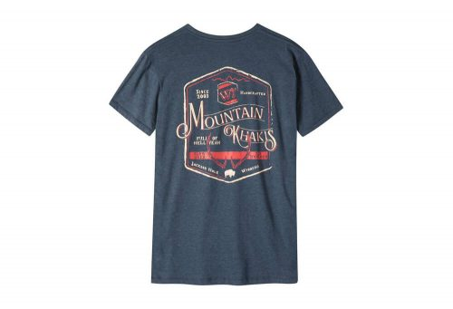 Mountain Khakis Genuine MK T-Shirt - Men's - twilight heather, x-large