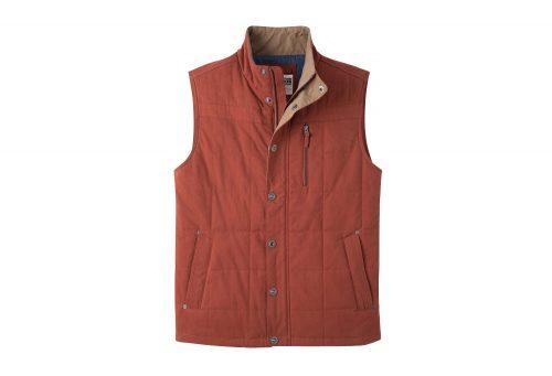Mountain Khakis Swagger Vest - Men's - brick, large
