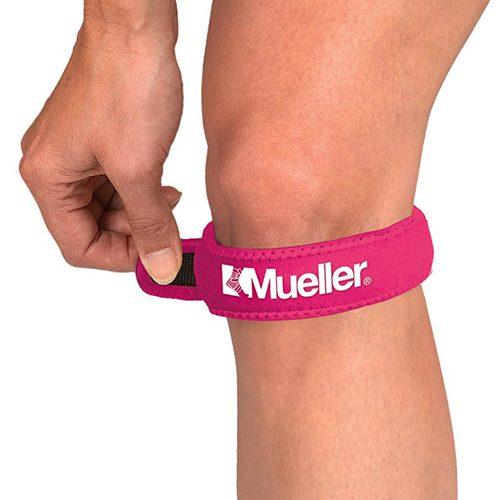 Mueller Jumpers Knee Strap Pink: Mueller Sports Medicine Sports Medicine