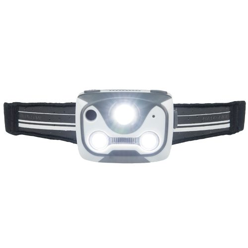 Nathan Halo Fire Runners' Headlamp: Nathan Reflective, Night Safety