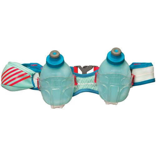Nathan Mercury 2 Belt 20 oz: Nathan Hydration Belts & Water Bottles