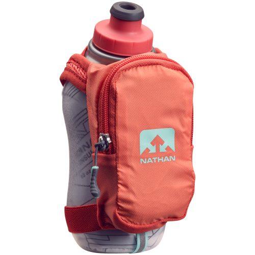 Nathan SpeedShot Plus Insulated (12oz): Nathan Hydration Belts & Water Bottles