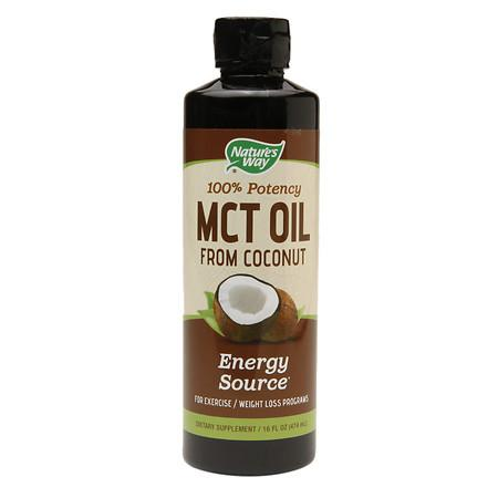 Nature's Way MCT Oil from Coconut - 16 oz.