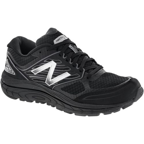 New Balance 1340v3: New Balance Men's Running Shoes Black/Gray