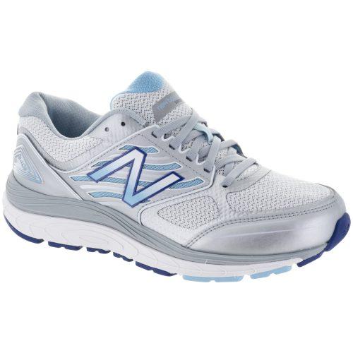 New Balance 1340v3: New Balance Women's Running Shoes White/Clear Sky