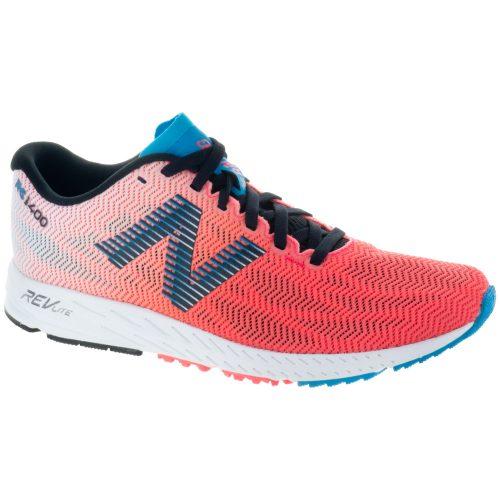 New Balance 1400v6: New Balance Women's Running Shoes Vivid Coral/Black/Maldives Blue