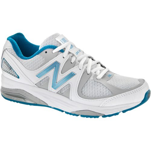 New Balance 1540v2: New Balance Women's Running Shoes White/Blue