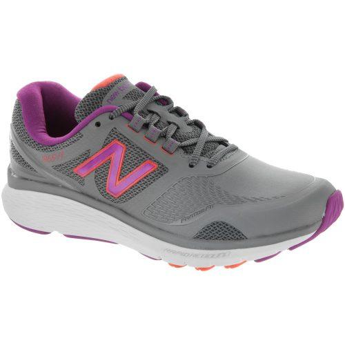 New Balance 1865: New Balance Women's Walking Shoes Gray/Silver