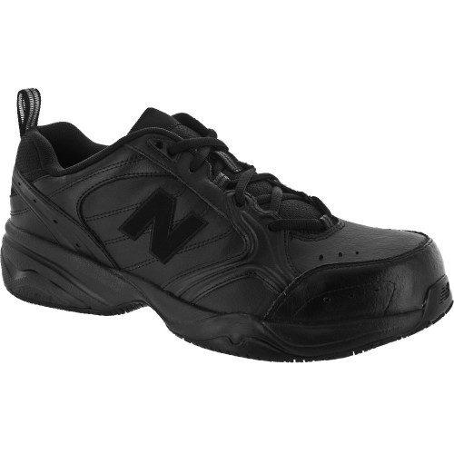 New Balance 627 Steel Toe Cap: New Balance Men's Training Shoes Black