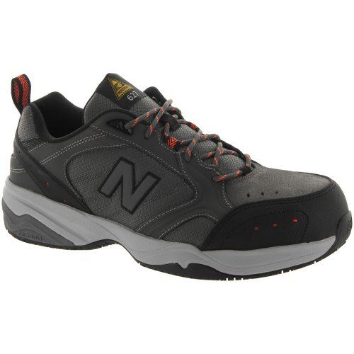 New Balance 627 Steel Toe Cap: New Balance Men's Training Shoes Grey