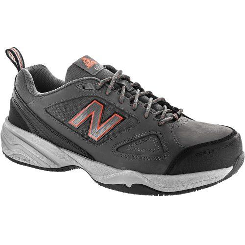 New Balance 627v2: New Balance Men's Training Shoes Gray/Orange