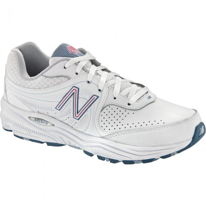 New Balance 840: New Balance Women's Walking Shoes White/Pink