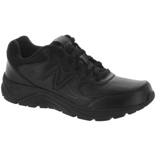 New Balance 840v2: New Balance Men's Walking Shoes Black/Black/Black