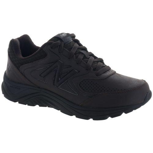 New Balance 840v2: New Balance Men's Walking Shoes Brown/Brown/Black