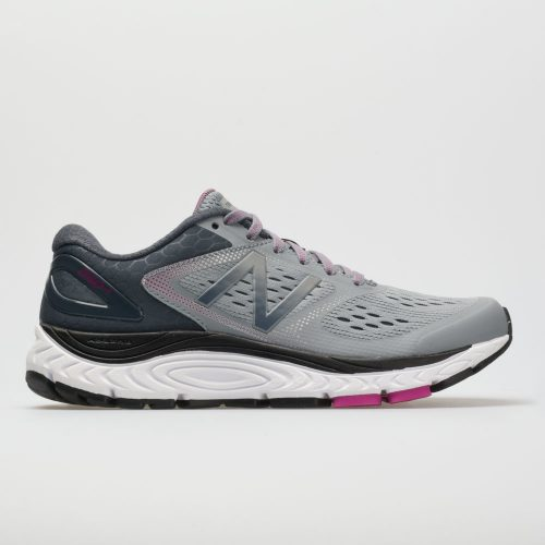 New Balance 840v4: New Balance Women's Running Shoes Cyclone/Poisonberry