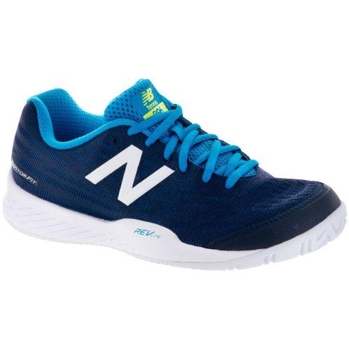New Balance 896v2: New Balance Women's Tennis Shoes Pigment/Maldives Blue