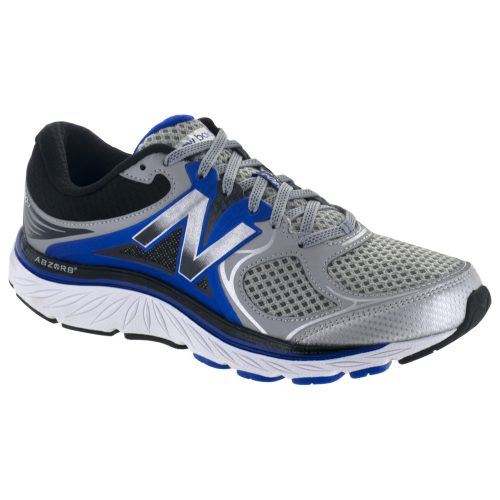 New Balance 940v3: New Balance Men's Running Shoes Silver/Blue/Black