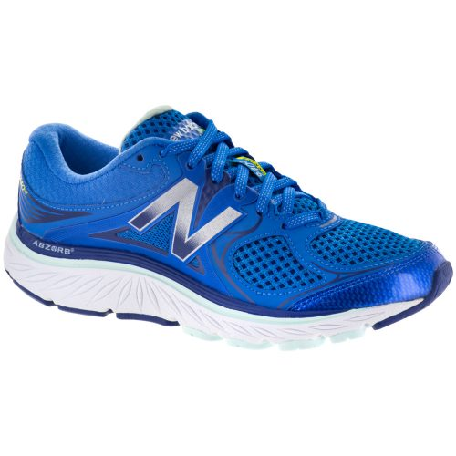 New Balance 940v3: New Balance Women's Running Shoes Blue/Blue/White