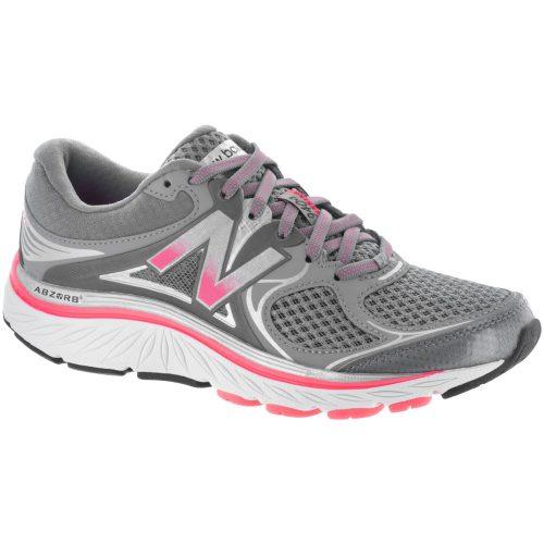 New Balance 940v3: New Balance Women's Running Shoes Silver/Gray/White
