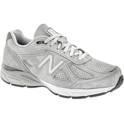 New Balance 990v4: New Balance Men's Running Shoes Artic Fox/Artic Fox