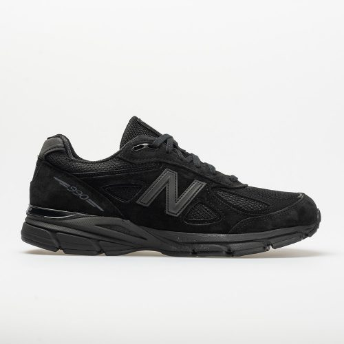 New Balance 990v4: New Balance Men's Running Shoes Black/Black