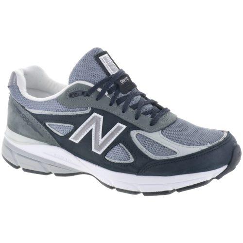 New Balance 990v4: New Balance Men's Running Shoes Magnet/Silver Mink