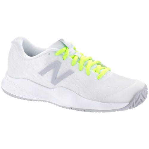 New Balance 996v3 Junior White/White: New Balance Junior Tennis Shoes