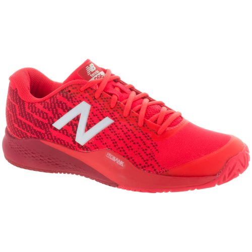 New Balance 996v3: New Balance Men's Tennis Shoes Flame/Team Red