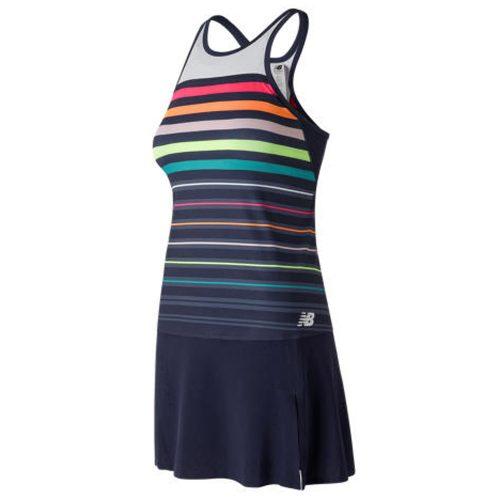 New Balance Brunton Dress: New Balance Women's Tennis Apparel Fall 2017