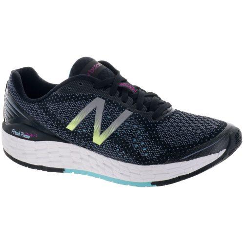 New Balance Fresh Foam Vongo v2: New Balance Women's Running Shoes Black/Sea Spray
