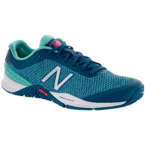New Balance Minimus 40: New Balance Women's Training Shoes Green/Green