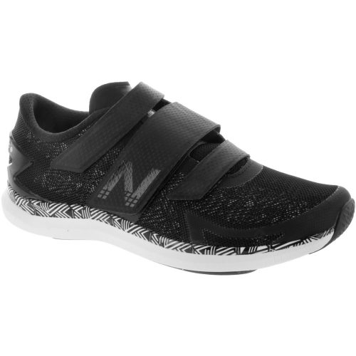 New Balance NBCycle WX09: New Balance Women's Training Shoes Black/White/Graphic