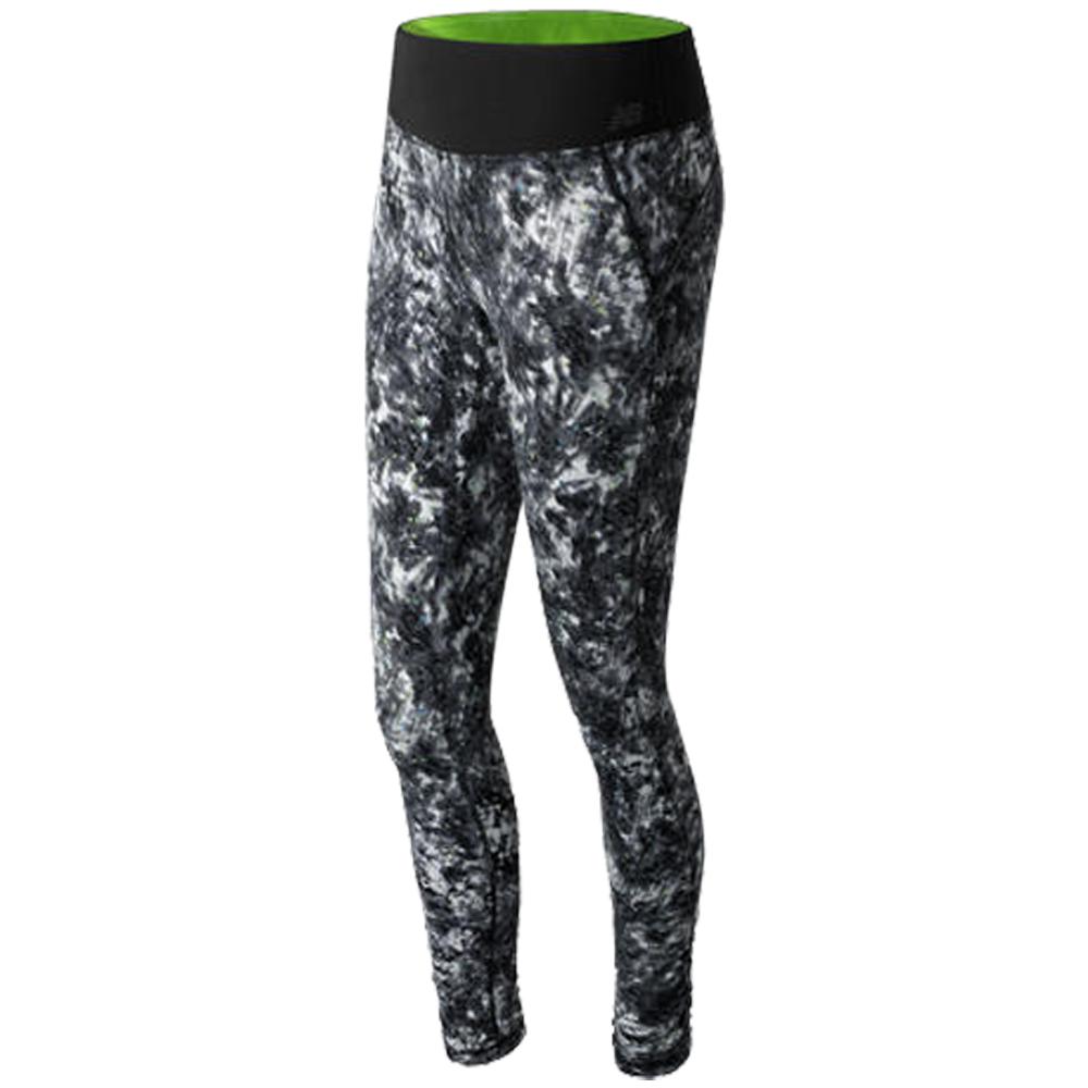 New Balance Premium Performance Tight Print: New Balance Women's Running Apparel