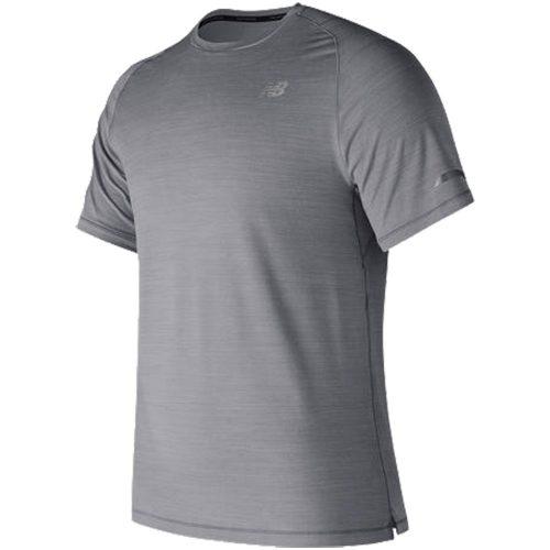 New Balance Seasonless Short Sleeve Tee: New Balance Men's Running Apparel