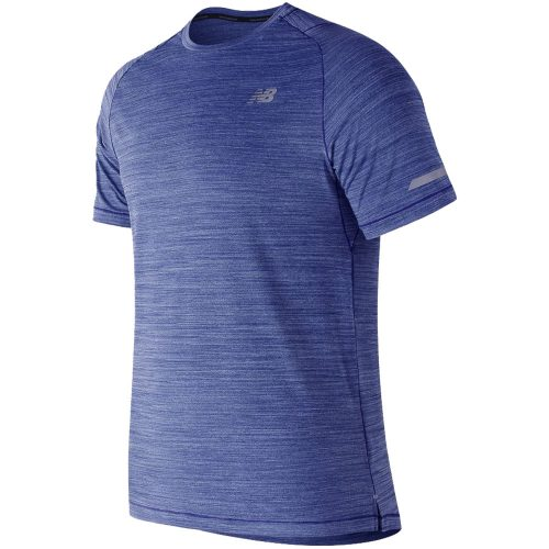 New Balance Seasonless UPF Tee: New Balance Men's Running Apparel Spring 2018