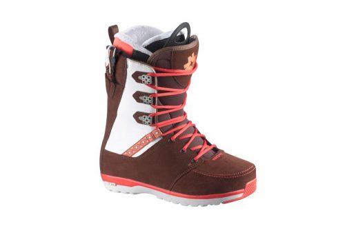 Nikita Sideway Sista Snowboard Boots 2015 - Womens - chocolate/white, 9