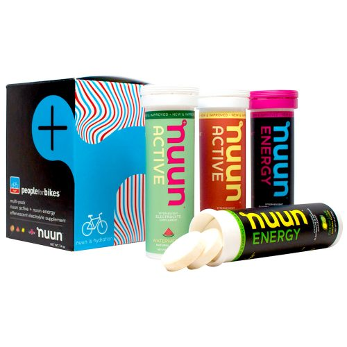 Nuun Active Mixed Flavors 4 Pack: Nuun Nutrition