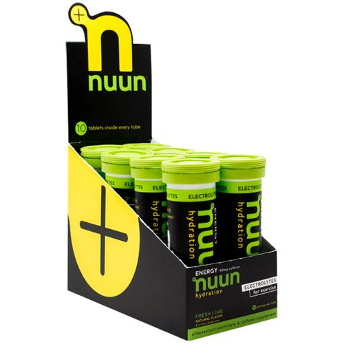 Nuun Energy 8 Pack: Nuun Nutrition