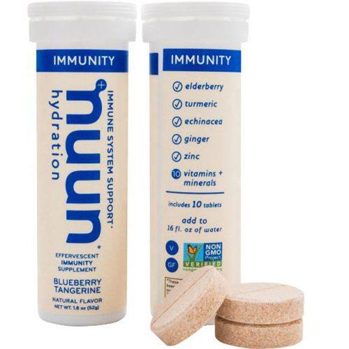 Nuun Immunity (Box of 8): Nuun Nutrition