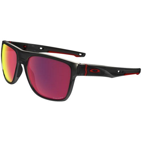Oakley Crossrange XL Black Ink PRIZM Road Sunglasses: Oakley Sunglasses