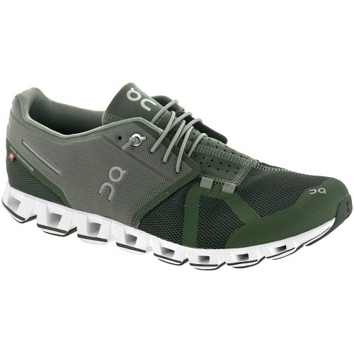 On Cloud 2018: On Running Men's Running Shoes Forest/Jungle