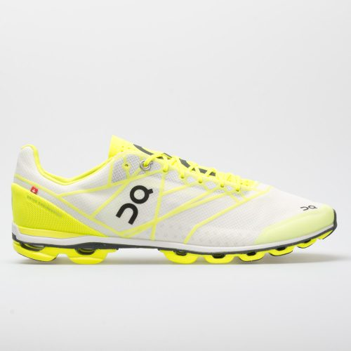 On Cloudflash: On Running Men's Running Shoes Neon/White