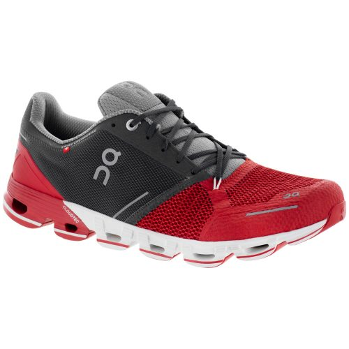 On Cloudflyer: On Running Men's Running Shoes Red/White