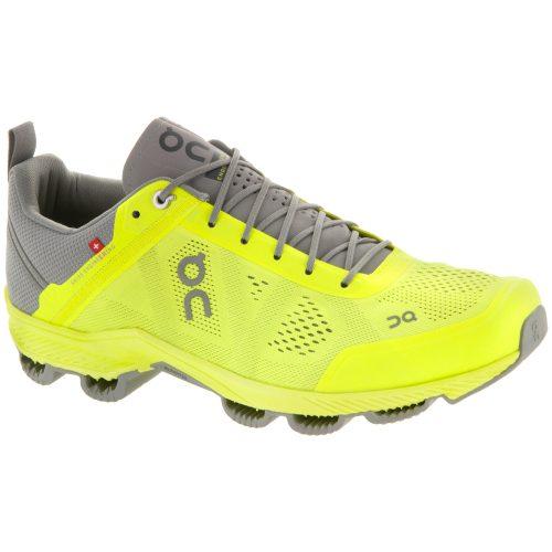 On Cloudsurfer: On Running Men's Running Shoes Neon/Grey