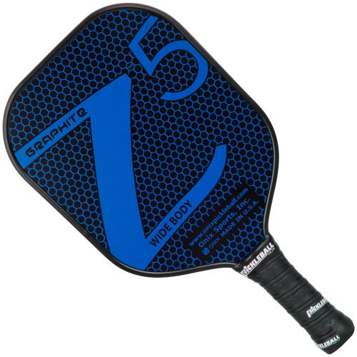 Onix Graphite Z5 WideBody Paddle: Onix Pickleball Pickleball Paddles