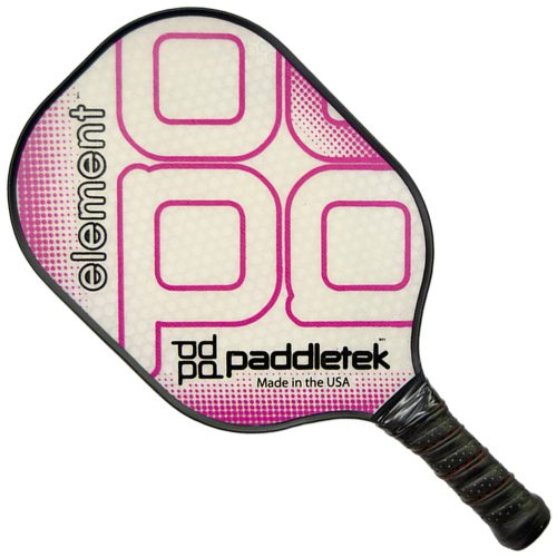 Paddletek Element Paddle: Paddletek Pickleball Paddles