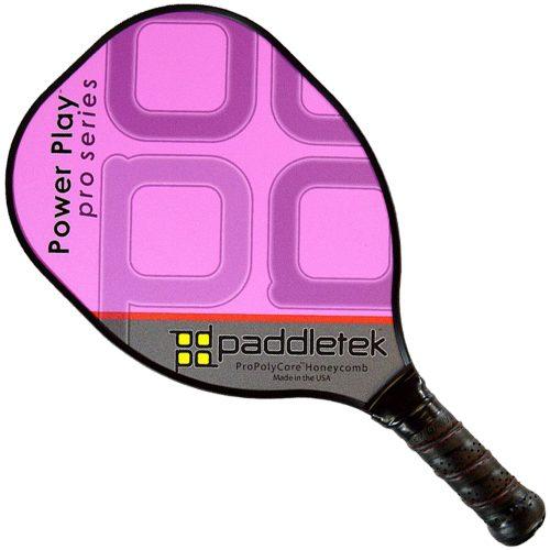 Paddletek Power Play Pro Paddle: Paddletek Pickleball Paddles