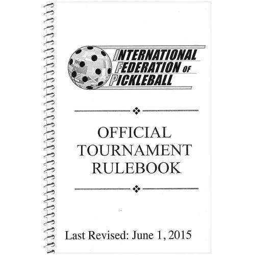 Pickleball Official Tournament Rulebook: PickleballCentral Pickleball Balls