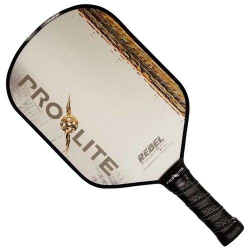 Pro-Lite Rebel PowerSpin Paddle New: Pro Lite Sports Pickleball Paddles